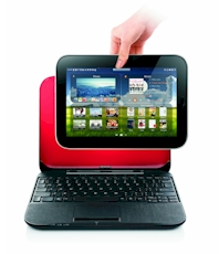 U1 laptop-tablet combi van Lenovo