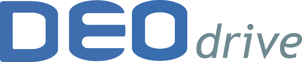 DEOdrive logo 2014-transparant